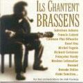 VA-Ils chantent Brassens -  VK 16,95 EUR - (mit Francis Cabrel/Francoise Hardy/Renaud u.a.) nicht in BRD erhältlich - p.p.studio Eigenimport!