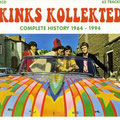 The Kinks - Collected 3 CDs - Exklusiver p.p.studio Eigenimport - 32 bit-Mastering Technik - Unser Preis 19,95 EUR