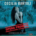 OPERA PROIBITA CD hardcover 475 6924 4 - VK 19,95 EUR Hartbox VK 18,95 EUR