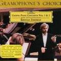 Krystian Zimerman/Klavierkonzerte 1+2 (Chopin,Frederic)  2 CDs 15,00 EUR