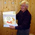 Ehre wem Ehre gebührt : Fritz Rickli für 50 Jahre Musik