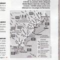Ça M'intéresse Histoire / Opération Overlord map