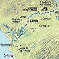 GEO / Guadalquivir map