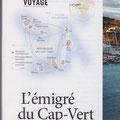 National Geographic / Cap-Vert / Cape Verde Islands map