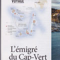 National Geographic / Cap-Vert / Cape Verde Islands map