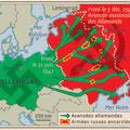 Ça M'intéresse Histoire / 2e Guerre mondiale / WW2 in Europe, map