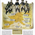 Historia / Carte d'Europe des Bonapartes / Europe and the Bonapartes map