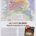 Historia / La carte du mois - Syrie/Irak / Syria/Iraq map