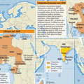 Historia / Colonies / French colonies map