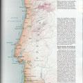 GEO / Côte du Portugal / Coast of Portugal map
