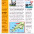 Historia / Cornouailles / Cornwall / Kernow map