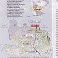 GEO / Alaska map