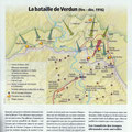 Historia, Bataille de Verdun / Battle of Verdun map