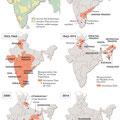 Atlas de l'Inde, éd. Autrement (2016).