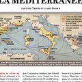 Historia / Les fiefs catalans / Catalonia's sphere of influence