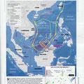 GEO / Mer de Chine méridionale / South China Sea map