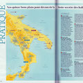 GEO / Italie du Sud / Southern Italy map