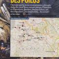 Ça M'intéresse Histoire / France sur les pas des Poilus / 1st World War map