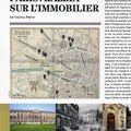 Historia / Plan de Paris des Bonapartes / The Bonapartes in Paris map