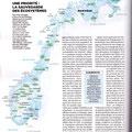 GEO / Aires protégées de Norvège / Norway's Protected Areas