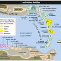 GlobalMagazine.info / Antilles / West Indies map