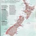 GEO / Nouvelle-Zélande / New Zealand map