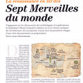 Historia / Les 7 Merveilles du monde antique / 7 Wonders of the World map
