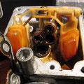 """Ein """"Versager"""" im sprichwörtlichen Sinn.(Yamaha XJ600S Vergaser, Reinigung angesagt)"""