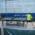 Halbfinalspiel Mario gegen Alexander