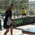 David Jahn mit Handicap (Fun-Turnier)