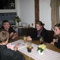 Zeitvertreib mit Kartenspielen