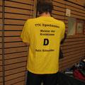 Das Shirt beantwortet alle Fragen!