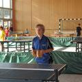 Mario Pachlhofer mit Handicap (Fun-Turnier)