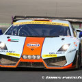 Platz : 2 St.83 Gulf Team First Lamborghini LP560  Zeit: 2:01.772