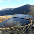 Hierve el Agua, heiliger Ort der Vorfahren
