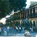 Oaxaca Stadt