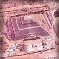 Sonnenpyramide in Teotihuacan