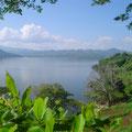La Laguna de Catemaco, der Catemaco-See