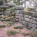 Magie der kilometerlangen Keltenmauer