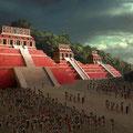 """Maya-Wissen und unser """"Drachenerbe"""" der Lichtcodes: Genaktivierung im Mayatempel von Palenque..."""