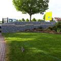 Bau einer Steingabione in Burgdorf, Burgwedel, Isernhagen, Hannover von GreenFairway e.K.