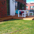 Gartenpflege Hannover - Bangkirai Terrasse, GreenFairway e.K.