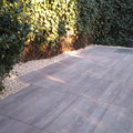 Terrassengestaltung, Gartengestaltung mit Keramikfliesen  von GreenFairway e.K.