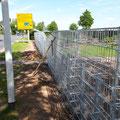 Bau einer Steingabione in Hannover, Burgwedel, Isernhagen, Burgdorf von GreenFairway e.K.