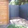 Bau eines WPC Zaunes inkl. Gartenbereinigung von GreenFairway e.K.