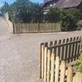 Zaunbau aus Holz in Hannover, Burgwedel, Isernhagen von GreenFairway e.K.