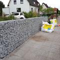 Bau einer Steingabione in Burgdorf, Isernhagen, Burgwedel, Isernhagen, Hannover von GreenFairway e.K.