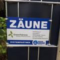 Zaunbau Hannover mit GreenFairway e.K.