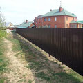 Заборы из профнастила  http://www.concrete-fences.com/заборы-из-профнастила/