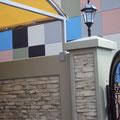 Заборы Бетонные Двусторонние Декоративные http://www.concrete-fences.com/  МОСБИЛД  Москва. Международная выставка